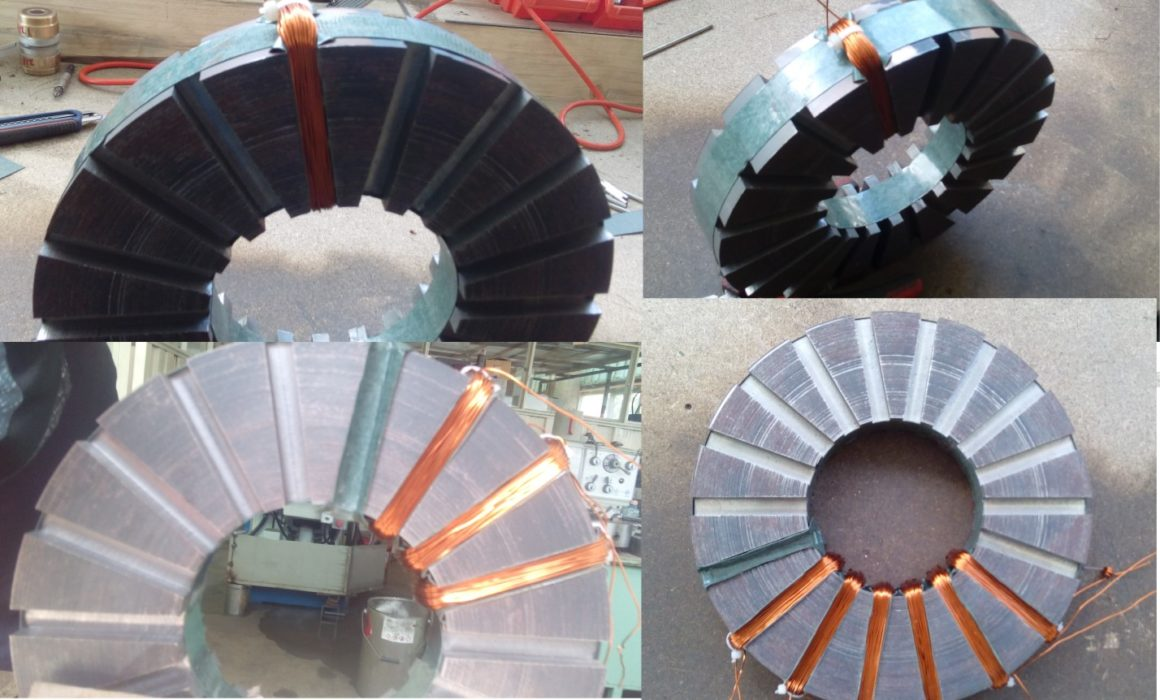 stator-masina-flux-axial